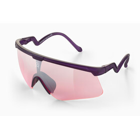 ALBA Optics Delta Bike Glasses Men purple